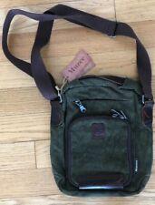 Muzee Outdoor green Cross Body Backpack/fannypack