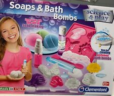 Make your own Soaps and Bath Bomb Kit