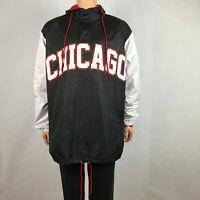 Sneakgallery Pullover Windbreaker Hood Chicago Spellout Michael Jordan 1993 XL