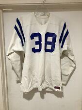 Vintage 1940s 40s Harley Davidson Football Jersey #38 Size Medium M Usa Hd Rare