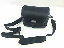 Canon Camcorder Genuine Carry Case Bag With Shoulder Strap & Place On Belt