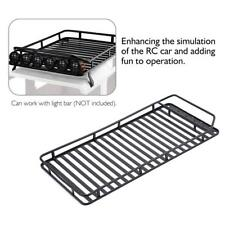 Metal Roof Rack Luggage Carrier Tray RC Car Parts for RC4WD D110