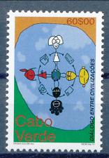 Cabo Verde - 2001 - Dialogue - MNH