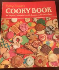 BETTY CROCKER'S COOKY BOOK HARDCOVER SPIRAL BOUND 1976 ALL OCCASIONS! EUC!!!