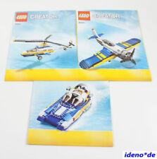 Sets y paquetes completos de LEGO aviones, Creator