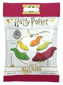 Jelly Belly Harry Potter Jelly Slugs Chewy Candy Slugs 56g American Sweets