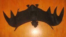 Vintage Rubber jiggler Vampire Bat 1970s