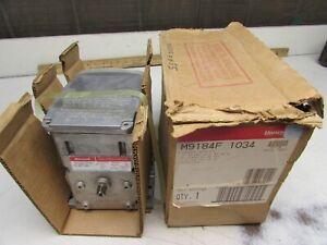 HONEYWELL MODUTROL IV MOTOR M9184F 1034 24V 50/60HZ NEW IN THE BOX !!MAKE OFFER
