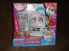 Squinkies do Drops Squinkieville Ice Cream Shop NIP dated 2016 Blip