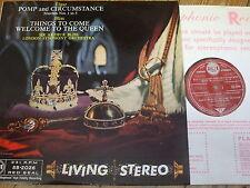 SB 2026 Elgar Pomp & circonstance marches 1 - 5 etc./bliss Rainuré R/S HP liste