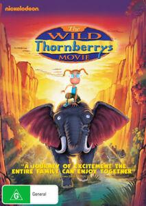 THE WILD THORNBERRYS MOVIE (2003) [NEW DVD]