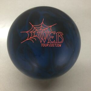 Hammer Web Tour Edition Hyb  bowling  ball  15 LB.   new ball in the box    #170