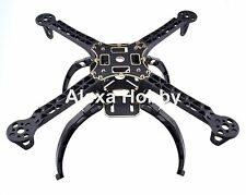 F330 330 PCB Board Quadcopter Multicopter Frame Kit w/ Landing Gear Black Arm