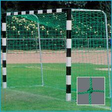 Kleinfeld Fußball Handball Tornetz Netz 3 x 2 m, Tiefe 0,80 / 1,00 m, gekn. 4 mm