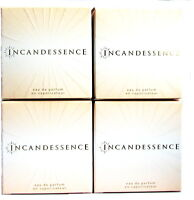 4 x Avon Incandessence Eau de Parfum Natural Spray 50ml - 1.7oz SET!!!