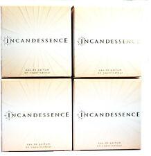 4 x Avon Incandessence Eau de Parfum Natural Spray 50ml - 1.7oz SET!!!