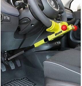 Bullock 146981 Diebstahlsicherung Lenkradsicherung Universale Auto PKW