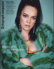 Lily Allen on Magazine Cover 12 April 2014