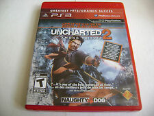 Uncharted 2: Among Thieves (Greatest Hits) Game of the year - PS3 Playstation 3
