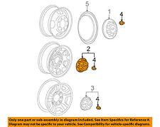 GM OEM-Wheel Center Cap Hub Cover 9598464