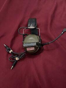 3M Peltor MT15H69FB-19 COMTAC II Dual Radio Tactical Headset