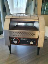 More details for blizzard bct2 commercial conveyor toaster