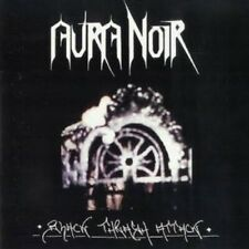 "AURA NOIR ""BLACK THRASH ATTACK"" CD NEU"