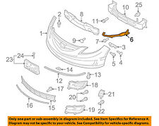 MAZDA OEM 09-13 6 Front Bumper-Support Bracket Right GS3M50151A
