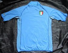 ITALIA ITALY Euro 2000  home shirt jersey KAPPA 2001 Azzurri Adult SIZE XL