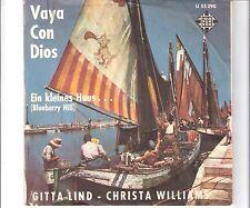 GITTA LIND & CHRISTA WILLIAMS - Vaya con dios