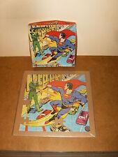 Ancien puzzle vintage - HESTAIR - SUPERMAN - 1981 - DC COMICS INC
