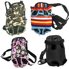 Pet Dog Backpack Carriers Puppy Pouch Cat Front Totes Shoulder Travel Net Bag