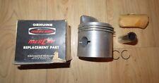 NOS 1972 65hp  Mercury Outboard Piston, Piston rings & pin 745-4881A1