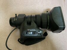 Fujinon AT A15x8BEVM-28B Wide Angle Zoom Lens, Please review photos.