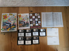 "PC DOS: Sam and Max: Hit The Road - LucasArts 1993 - 3,5"" Version"