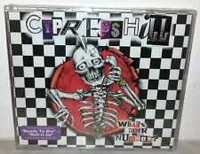 CD CYPRESS  HILL - WHAT'S YOUR NUMBERS ? - 3 TRACKS + Video - NUOVO - NEW - SING