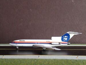1/400 AeroClassics Club Model 1 of 48 Alaska Airlines 727 B727 N7054U