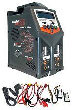 RC Plus RC-CHA-211 Cube 80 Duo  2x 80Watt / max. 7A