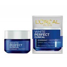 L'Oreal Paris 50ml White Perfect Clinical Overnight Treatment Cream Brand New