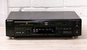 SONY MXD-D4 Hi-Fi CD player minidisc player combi CD good Mini disc faulty NR