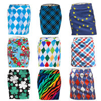 Womens Golf Skort by Royal and Awesome Funky Loud Size 6 - 18 Ladies Golf Skirt