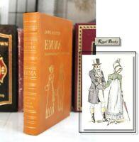 EMMA - Easton Press - Jane Austen - Famous Editions