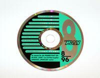 1996 CD Total Mania Virtua Fighter Shattered Steel MegaRace 2 World Rally Fever