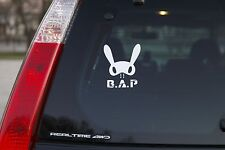 B.A.P K-Pop Decal for Car Windows, Laptops, Gear or Wherever You Like.