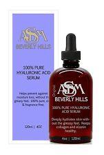 ASDM Beverly Hill 100% Pure Hyaluronic Acid Serum - 4oz  (1pc *NEW*)