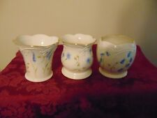 "Lenox ""Floral"" Set of 3 Votive Candle Holders"