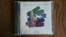 Colours In The Night - Saxaphone Solos - Marathana Music - 1993 - CD