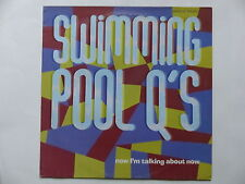 """MAXI 12"""" SWIMMING POOL Q ' S Now i'm talking about now  392083 1"""