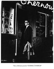 FUNERAL IN BERLIN scene still MICHAEL CAINE -- (n961)
