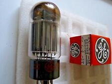 6AS7GA GE USA 6080 Red Print on Base New Old Stock Valve Tube  1pc